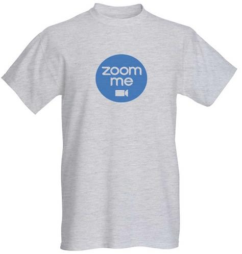 Zoom me T-shirt - Unisex