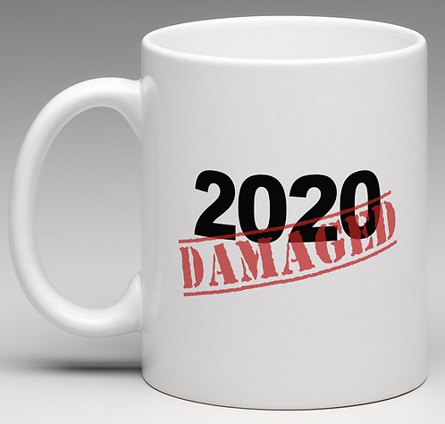 2020 Damaged Coffee Mugs