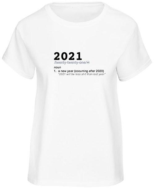2021: Noun T-shirt -Women