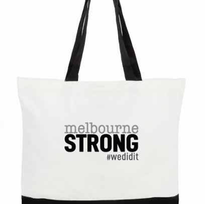 Melbourne strong 2 tone tote.jpg