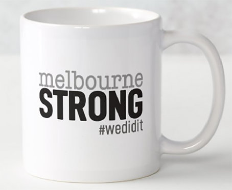 Melbourne Strong Coffee Mugs