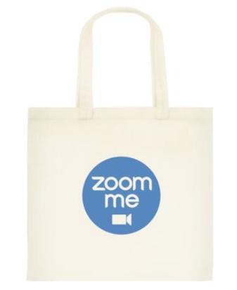 Zoom me Tote Bag: Standard