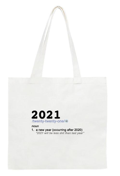 2021 - Noun Tote Bag: Standard