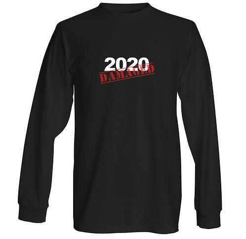 2020 Damaged Long Sleeve - Unisex