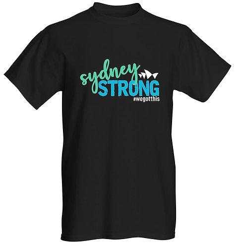 Sydney Strong T-shirt - Unisex