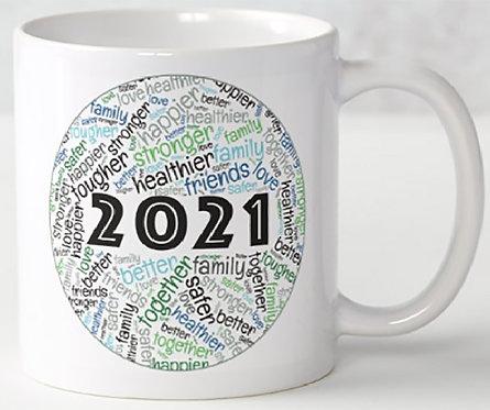 2021 Coffee Mugs