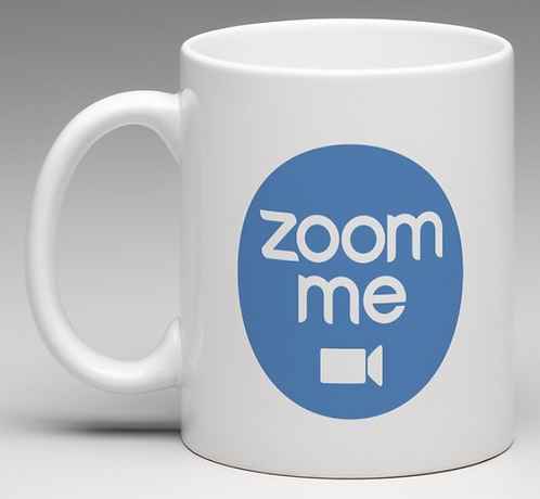 Zoom me Coffee Mugs