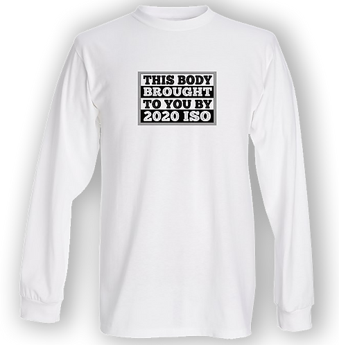 Iso Body Long Sleeve - Unisex