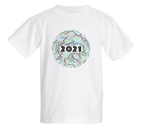 2021 T-shirt - Kids