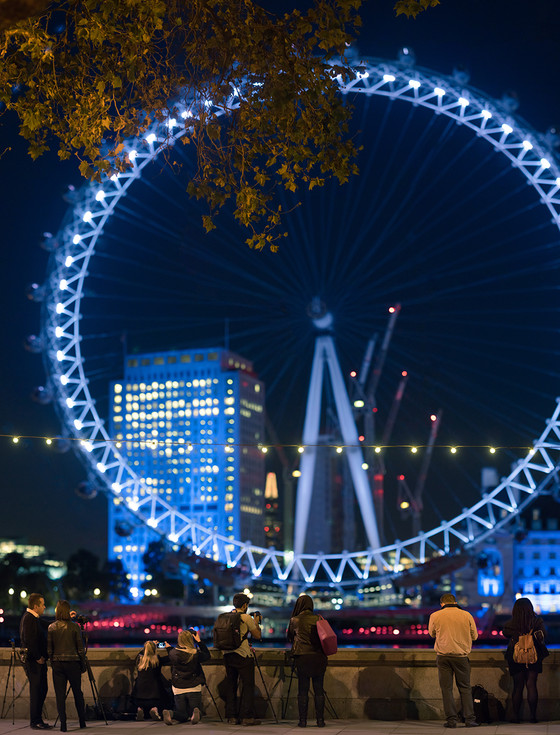 London : Night Photography Workshop / Instameet