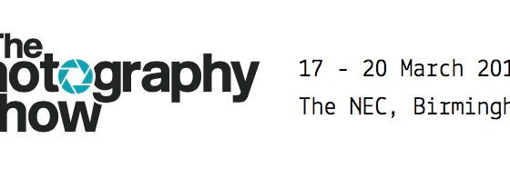 I'm on Stage at The Photography Show 2018