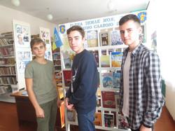 КСШ№71 Майбутні захисники України - учні