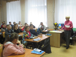 КСШ №71 Славні козаки - українці, земляк