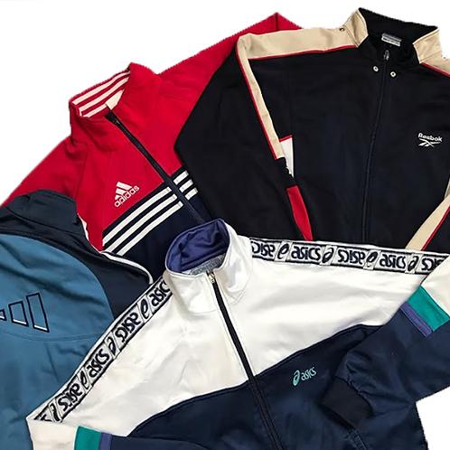 Branded track jackets