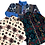 Thumbnail: Vintage crazy Print Fleece Mix