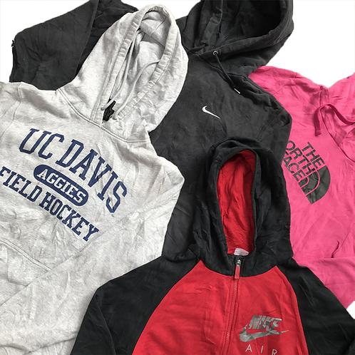 Branded hoodies