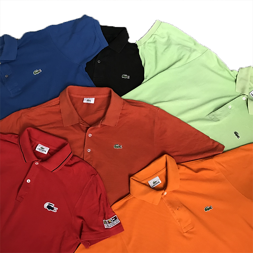 Lacoste Only Polo Shirts