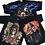 Thumbnail: Rock/Band Black Print Tee's
