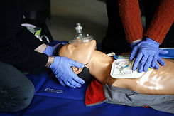 CPR+AED+Professional+Rescuer+Health+Care