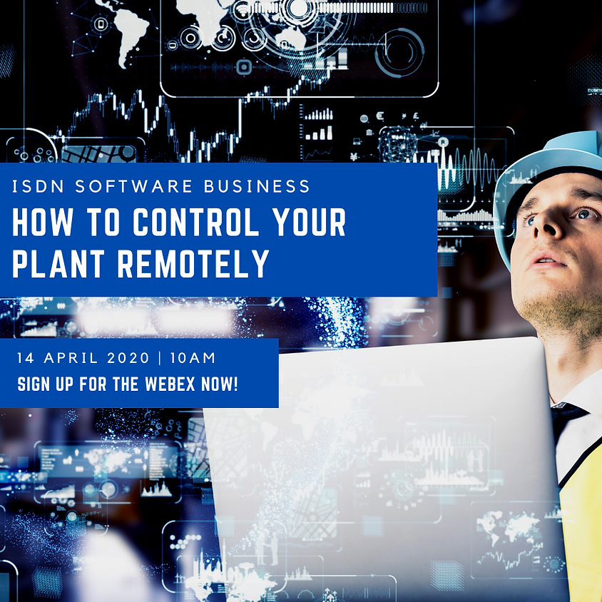 How you can monitor your plant operations while staying safe