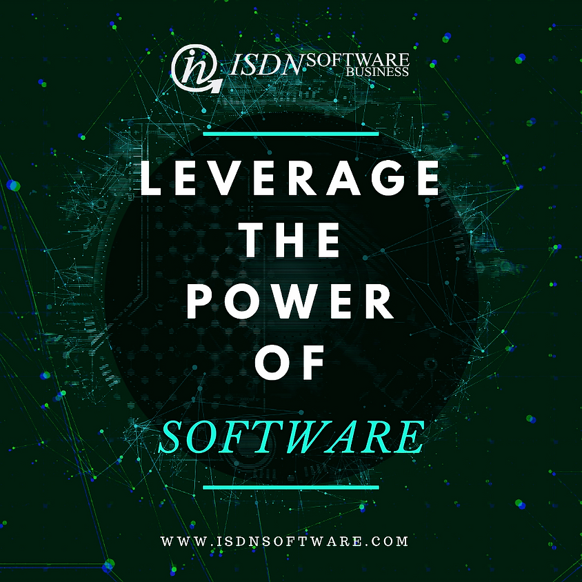 Leverage the Power of Software