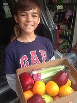Apple and Orange Donation