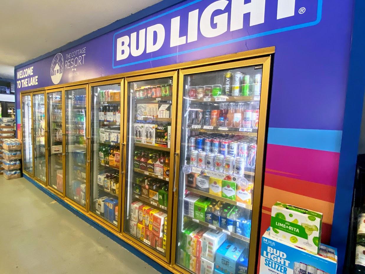 beer cooler market