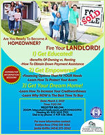 GICH-Homebuyer Information Session Flyer