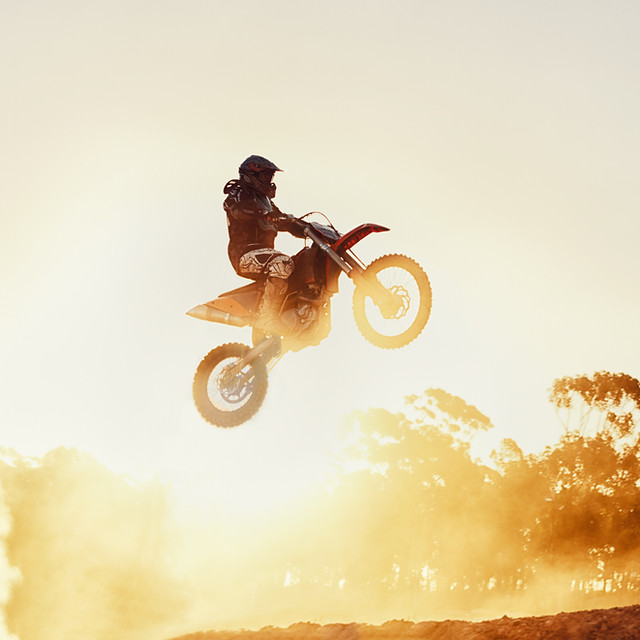 Мотоцикл Stunt