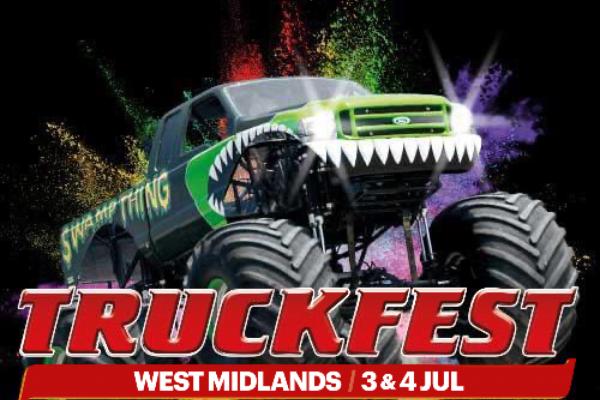Truckfest West Midlands