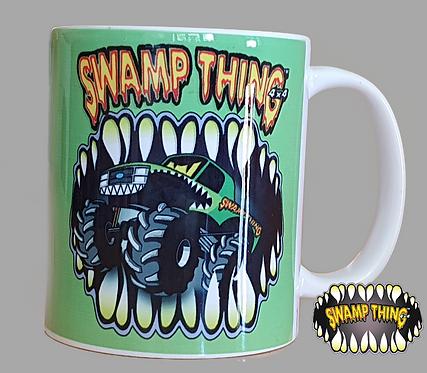 Swamp Thing 4x4 Mug