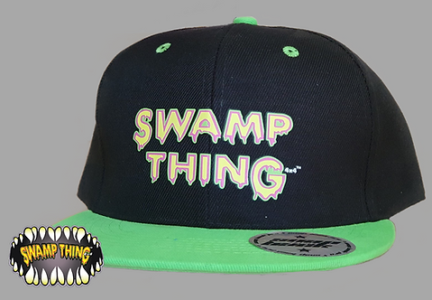 Swamp Thing 4x4 Hat