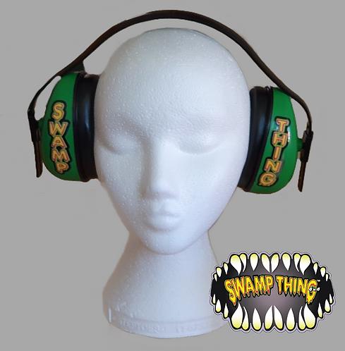 Swamp Thing 4x4 Ear Defenders