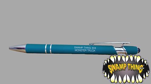 Swamp Thing 4x4 Pen