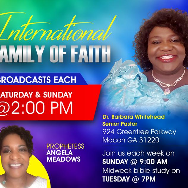 International Family of Faith