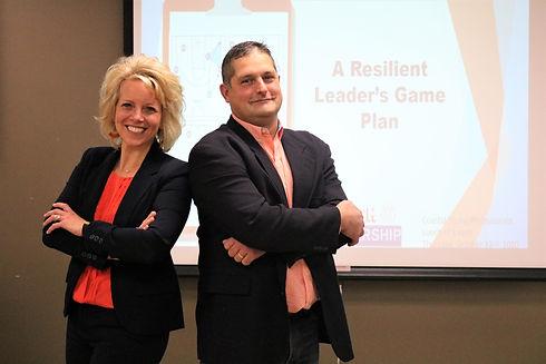 Resilient Leader Game Plan back to back
