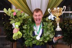 Лучший ведущий Григорий Важов