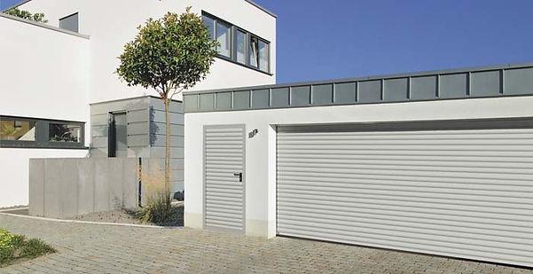 боковые гаражные двери