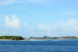 пейзаж Мальдив