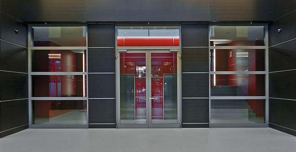 Многоцелевые двери Hormann