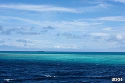 Индийский океан на Мальдивах