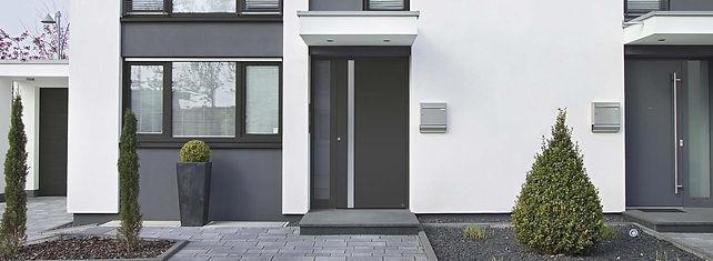 алюминиевые двери Hormann