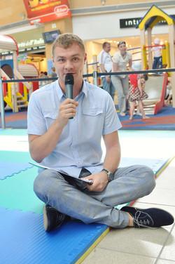 Ведущий в Казани. Григорий Важов