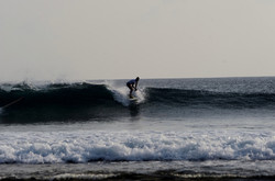 серф на Мальдивах