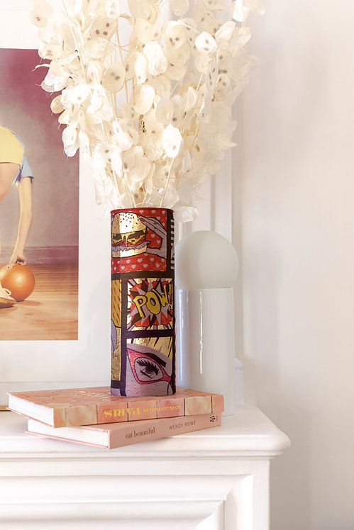 Vase ou Lampe Roy