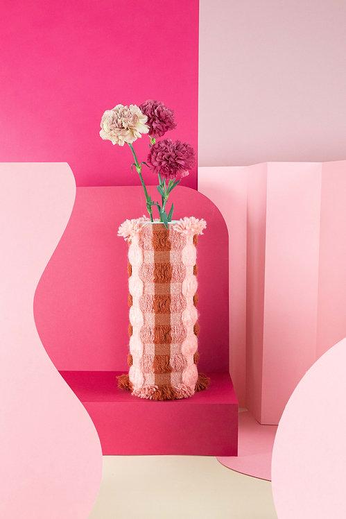 Vase ou Lampe Claudie Rose