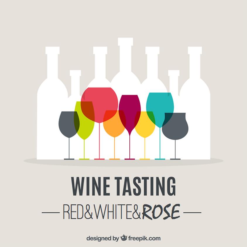 Community Wine Tasting