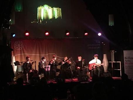 Musicians open Belfast Arts Weekender
