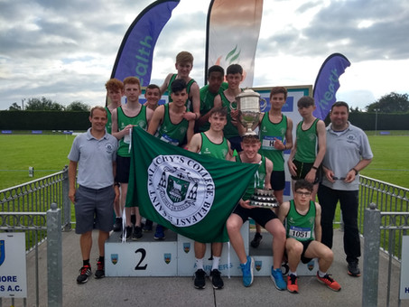 All-Ireland Success for College Athletes