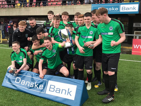 St Malachy's seal Schools' Cup win in extra-time!